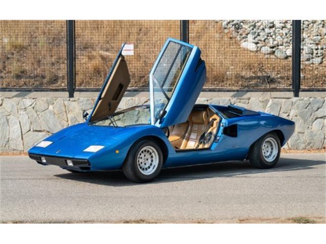 1975 Lamborghini LP400 (CC-1463298) for sale in Astoria, New York