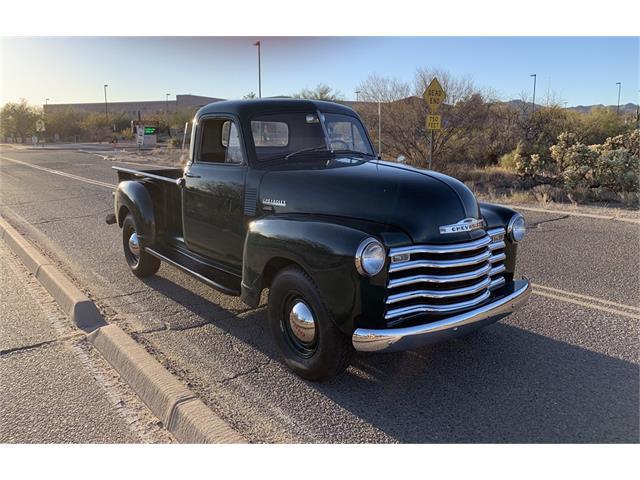 1950 Chevrolet 3100 (CC-1463303) for sale in Oro Valley, Arizona
