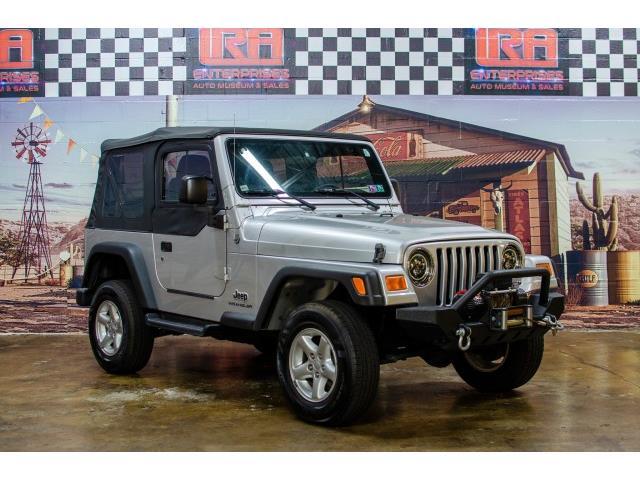 2004 Jeep Wrangler (CC-1463305) for sale in Bristol, Pennsylvania