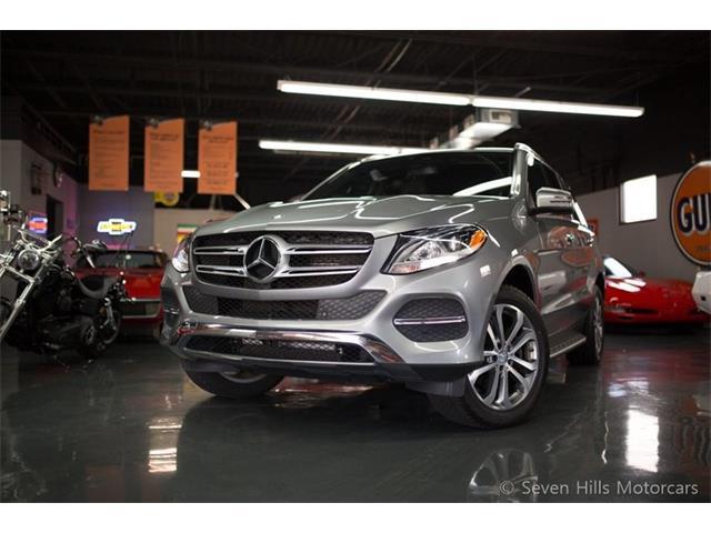 2016 Mercedes-Benz GLE-Class (CC-1463315) for sale in Cincinnati, Ohio