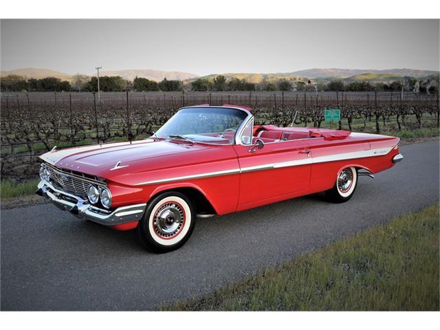 1961 Chevrolet Impala (CC-1463321) for sale in Pleasanton, California