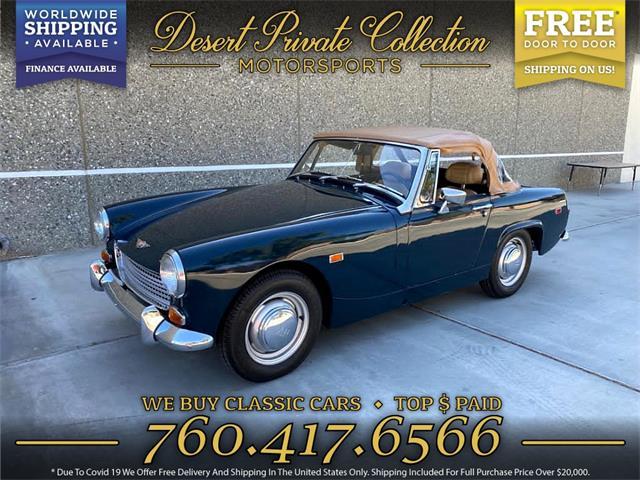 1969 Austin-Healey Sprite (CC-1463330) for sale in Palm Desert , California
