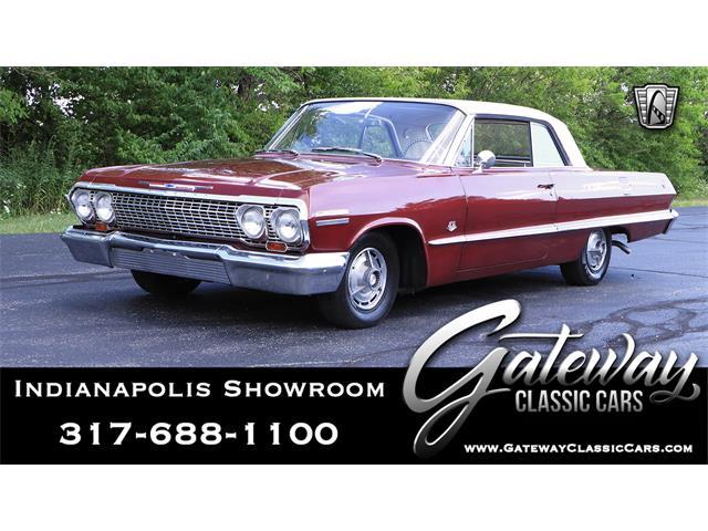 1963 Chevrolet Impala (CC-1463331) for sale in O'Fallon, Illinois