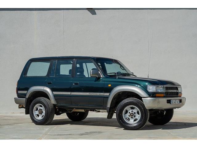 1993 Toyota Land Cruiser FJ (CC-1463337) for sale in Aiken, South Carolina