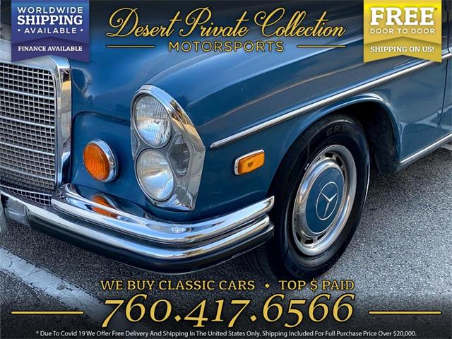 1972 Mercedes-Benz 280SE (CC-1463339) for sale in Palm Desert , California