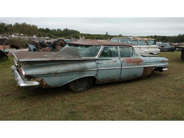 1959 Chevrolet 4-Dr Hardtop (CC-1463351) for sale in Parkers Prairie, Minnesota
