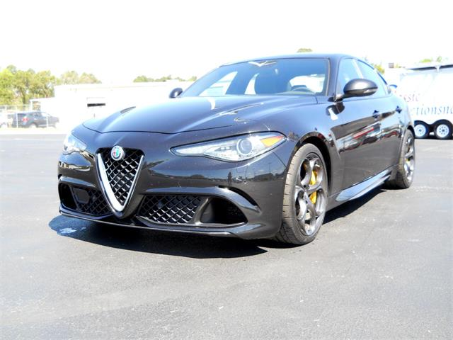2017 Alfa Romeo Giulia Quadrifoglio (CC-1463356) for sale in Greenville, North Carolina