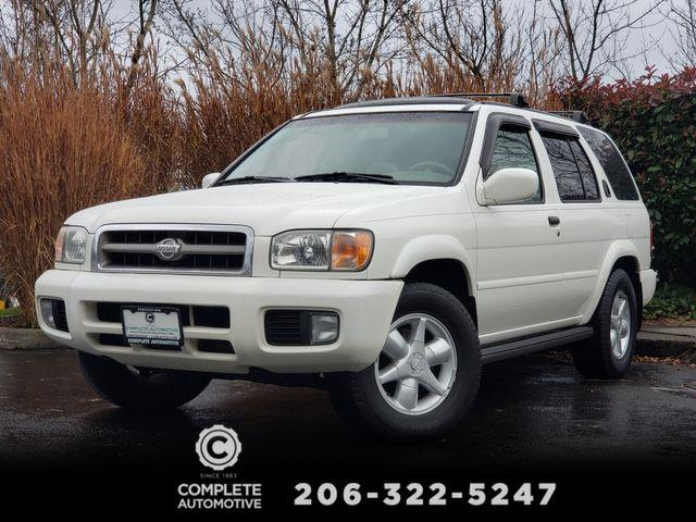 2001 Nissan Pathfinder (CC-1463361) for sale in Seattle, Washington