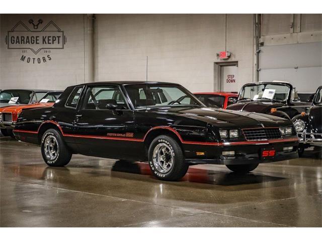 1985 Chevrolet Monte Carlo (CC-1460338) for sale in Grand Rapids, Michigan
