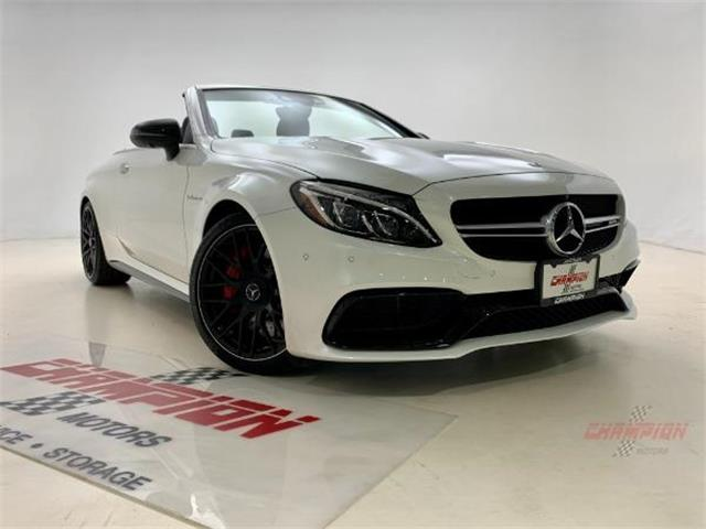 2018 Mercedes-Benz C63 AMG (CC-1463383) for sale in Syosset, New York