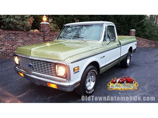 1972 Chevrolet Cheyenne (CC-1463412) for sale in Huntingtown, Maryland