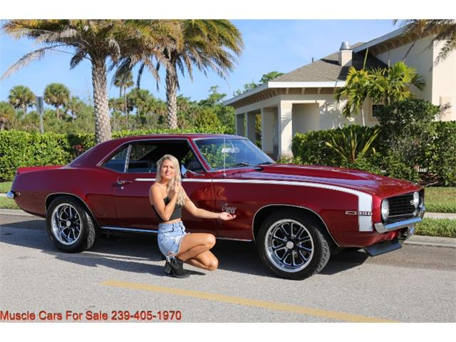 1969 Chevrolet Camaro (CC-1463413) for sale in Fort Myers, Florida