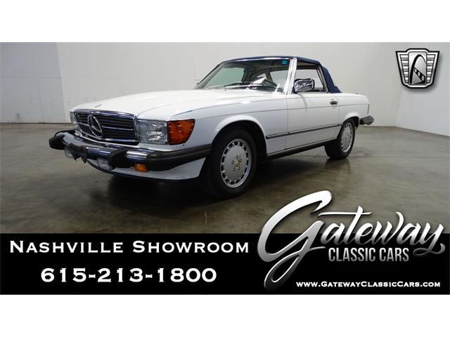 1987 Mercedes-Benz 560SL (CC-1463417) for sale in O'Fallon, Illinois