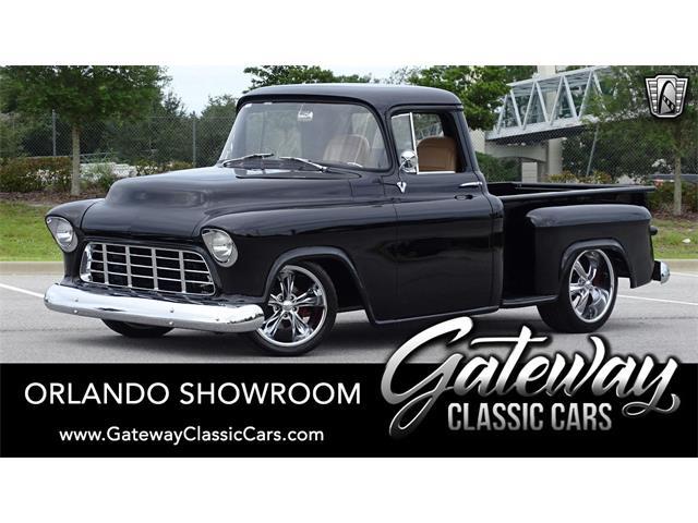 1955 Chevrolet 3100 (CC-1463423) for sale in O'Fallon, Illinois