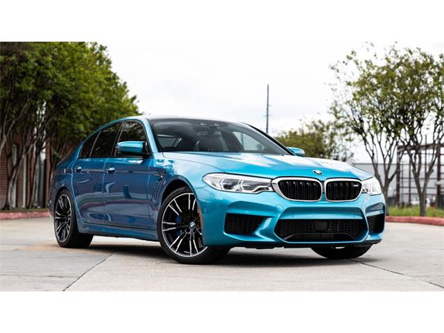 2018 BMW M5 (CC-1463424) for sale in Houston, Texas