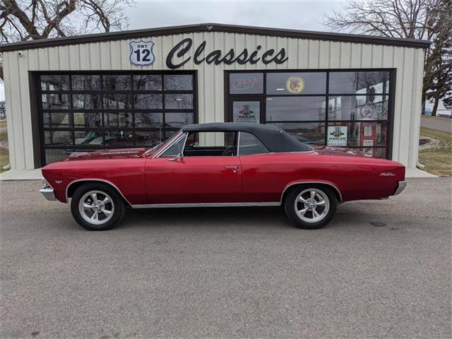 1966 Chevrolet Chevelle (CC-1463426) for sale in Webster, South Dakota