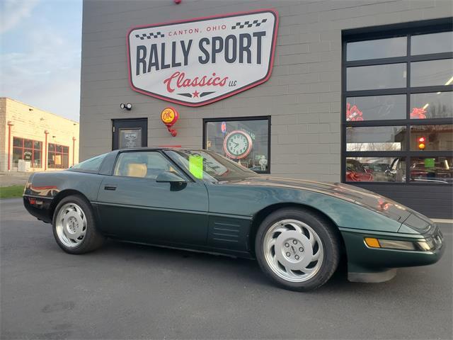 1992 Chevrolet Corvette (CC-1463431) for sale in Canton, Ohio