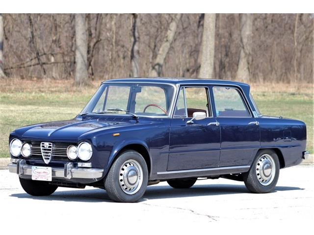 1969 Alfa Romeo Giulia (CC-1460344) for sale in Alsip, Illinois