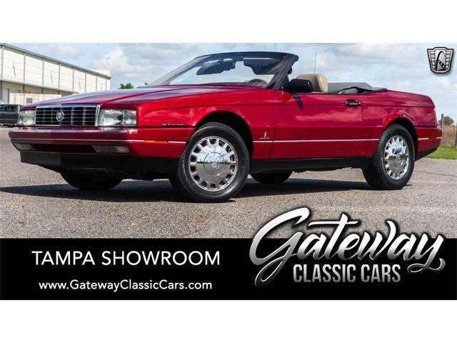 1993 Cadillac Allante (CC-1463444) for sale in O'Fallon, Illinois