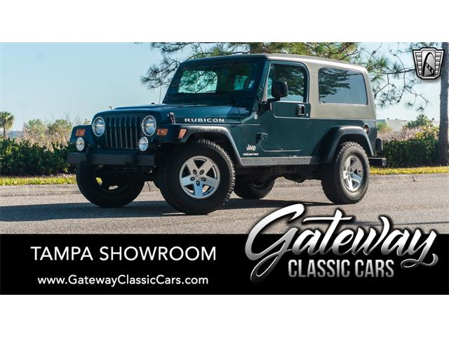2006 Jeep Wrangler Rubicon (CC-1463447) for sale in O'Fallon, Illinois