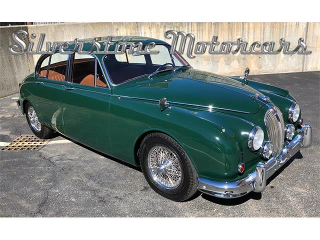 1961 Jaguar Mark I (CC-1460345) for sale in North Andover, Massachusetts