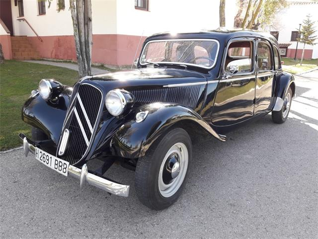 1956 Citroen 11CV (CC-1463453) for sale in Albacete, Albacete