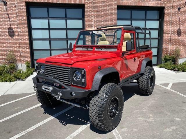 1985 Land Rover Defender (CC-1463458) for sale in Salt Lake City, Utah