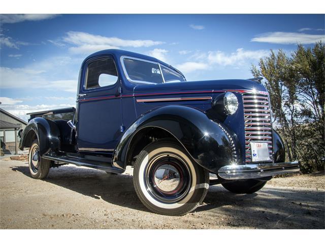 1939 Chevrolet 1/2 Ton Shortbox (CC-1463462) for sale in Salt Lake City, Utah