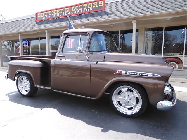 1959 Chevrolet Apache (CC-1463464) for sale in CLARKSTON, Michigan