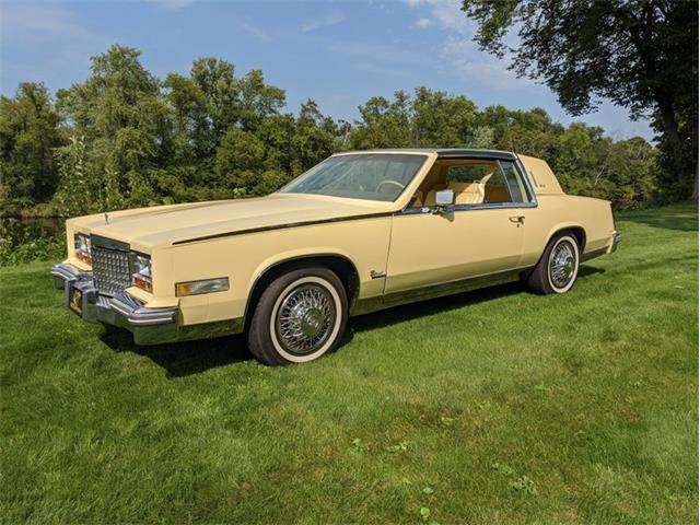 1980 Cadillac Eldorado (CC-1463466) for sale in Stanley, Wisconsin