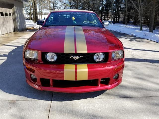 2005 Ford Mustang (CC-1463467) for sale in Stanley, Wisconsin