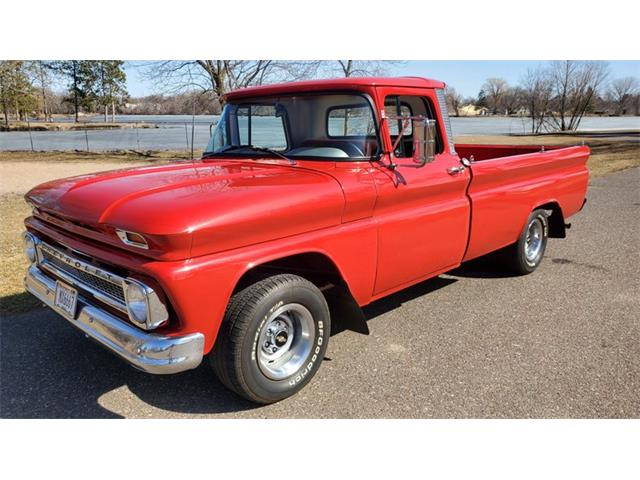 1963 Chevrolet C/K 10 (CC-1463468) for sale in Stanley, Wisconsin