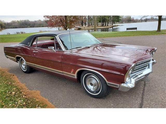 1967 Ford LTD (CC-1463472) for sale in Stanley, Wisconsin
