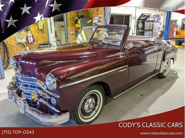 1949 Dodge Wayfarer (CC-1463475) for sale in Stanley, Wisconsin