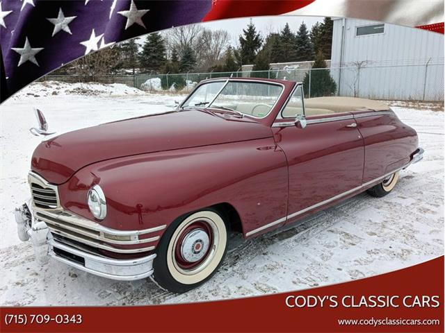 1949 Packard Super Eight (CC-1463477) for sale in Stanley, Wisconsin