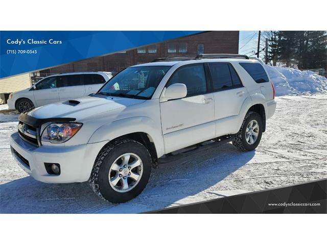 2007 Toyota 4Runner (CC-1463481) for sale in Stanley, Wisconsin