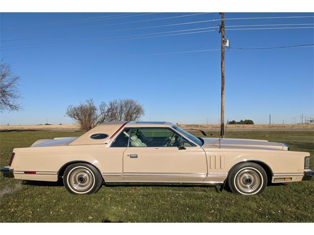 1979 Lincoln Mark V (CC-1463483) for sale in Stanley, Wisconsin