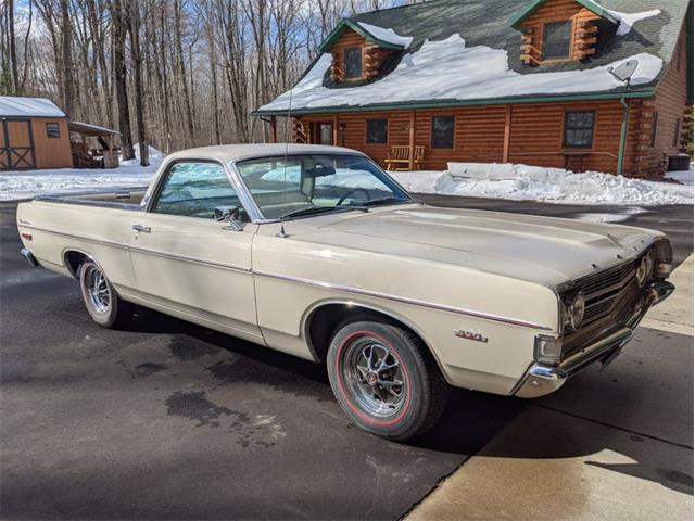 1968 Ford Ranchero (CC-1463485) for sale in Stanley, Wisconsin