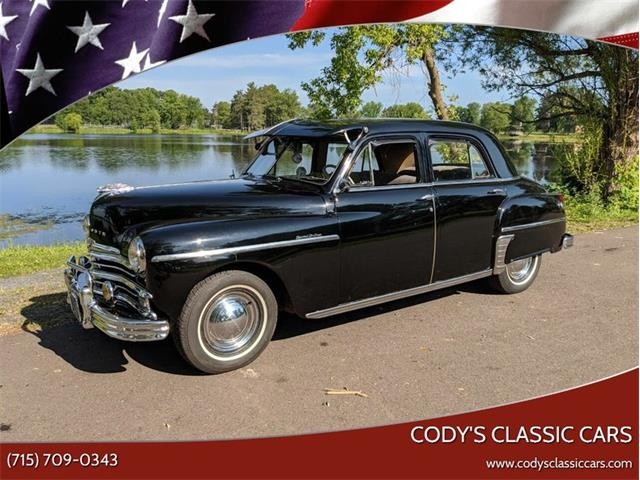 1949 Plymouth Special (CC-1463490) for sale in Stanley, Wisconsin
