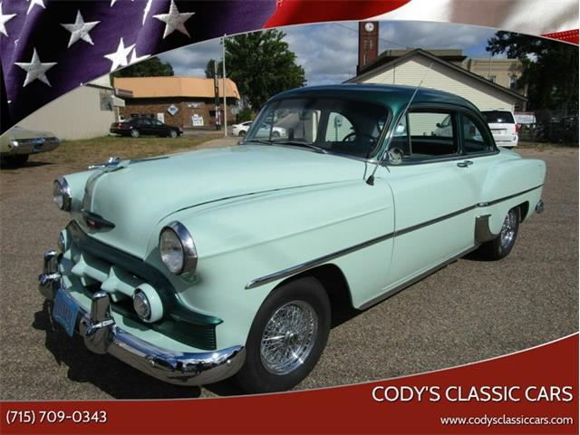 1953 Chevrolet 210 (CC-1463491) for sale in Stanley, Wisconsin