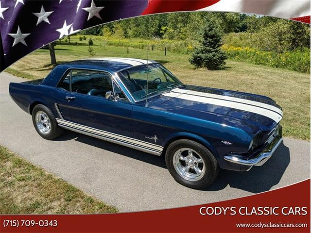 1965 Ford Mustang (CC-1463494) for sale in Stanley, Wisconsin