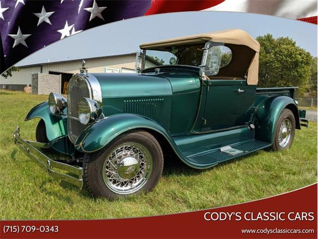 1929 Ford Model A (CC-1463499) for sale in Stanley, Wisconsin