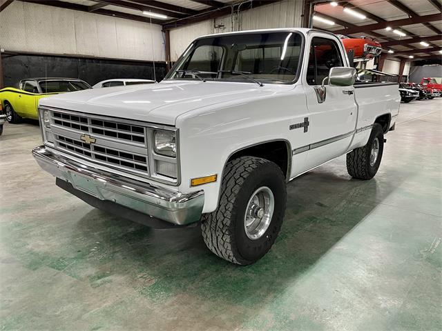 1986 Chevrolet K-10 (CC-1463512) for sale in Sherman, Texas