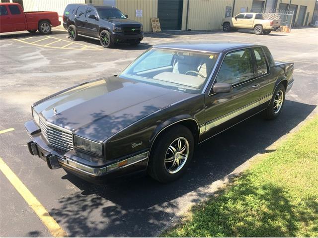 1988 Cadillac Eldorado (CC-1463515) for sale in Huntsville, Alabama