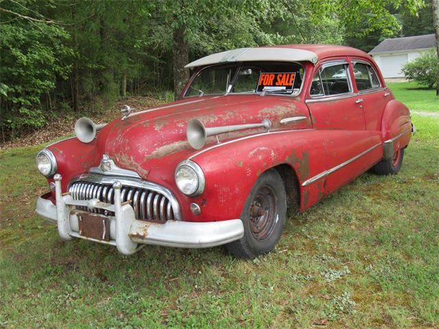 1948 Buick Super (CC-1463521) for sale in Fairview, Tennessee