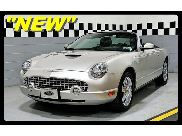 2005 Ford Thunderbird (CC-1463523) for sale in Old Forge, Pennsylvania