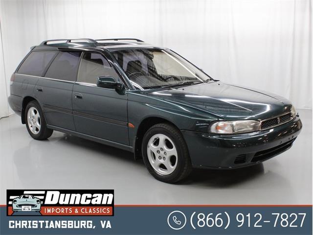 1994 Subaru Legacy (CC-1463527) for sale in Christiansburg, Virginia