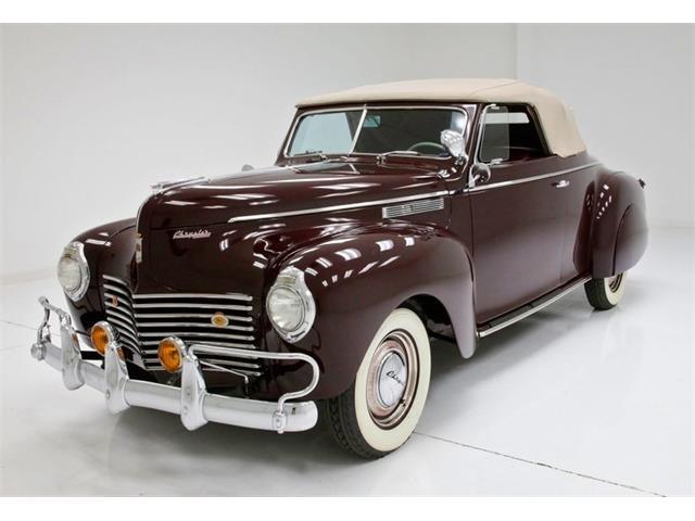 1940 Chrysler Windsor (CC-1463528) for sale in Morgantown, Pennsylvania