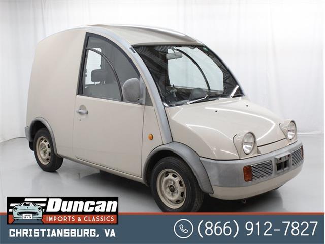 1989 Nissan S-Cargo (CC-1463529) for sale in Christiansburg, Virginia