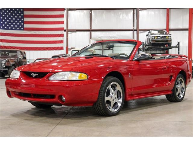 1997 Ford Mustang (CC-1463532) for sale in Kentwood, Michigan